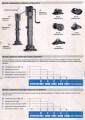 Модуль B - варианты опорных лап